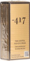 417 Time Control Rich Eye Cream Tube 30ml