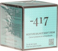 417 Moisture Balanced Night Cream Topf 50ml