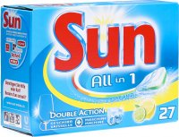 Sun Tablets All In 1 Lemon 27 Stück