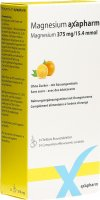 Product picture of Magnesium Axapharm Brausetabletten 375mg 24 Stück