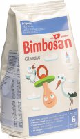 Bimbosan Classic Folgemilch Pulver Refill Beutel 500g