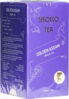 Image du produit Sirocco Golden Assam 20 Teebeutel