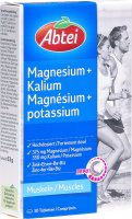 Product picture of Abtei Magnesium + Potassium Depot 30 tablets