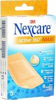 Immagine del prodotto 3M Nexcare Cerotti Active 360 Maxi 50x101mm 5 Stück
