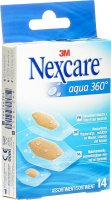 Product picture of 3M Nexcare Patches Aqua 360° 14 Stück