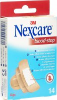 Product picture of 3M Nexcare Pflaster Blood-Stop Ass 14 Stück