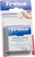 Trisa Dental Sticks Holz