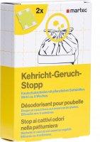 Image du produit Martec Kehricht Geruch Stopp 2 Stück
