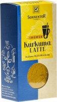 Image du produit Sonnentor Turmeric latte ginger bag 60g
