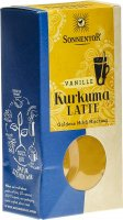 Image du produit Sonnentor Kurkuma-Latte Vanille Beutel 60g