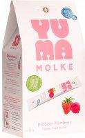 Image du produit Yuma Molke Erdbeer-Himbeer 2-Wochen-Packung 14 Sticks à 25g