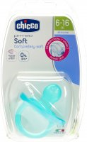 Image du produit Chicco Physio Beruhigungssauger Gommo Bl Me Sil 6-12m Df