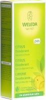 Image du produit Weleda Citrus Deodorant Spray 100ml