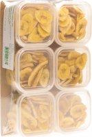 Image du produit Sun-Snack Bananen-Chips Bio 6 Dose 65g