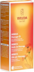 Product picture of Weleda Arnica Massage Oil 200ml