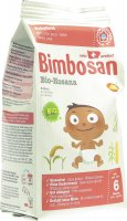 Image du produit Bimbosan Bio-Hosana 3 Korn Pulver Refill 300g