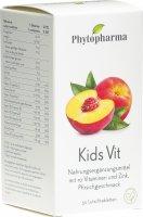 Product picture of Phytopharma Kids Vit Lutschtabletten 10 Vitamine&Zink 50 Stück