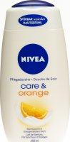 Immagine del prodotto Nivea Pflegedusche Care & Orange 250ml