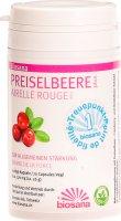Product picture of Biosana Preiselbeer Plus Kapseln 370mg 70 Stück