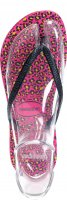 Havaianas Slim Animals Shocking Pink 2016