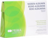 Prima Home Test Nieren Albumin Test