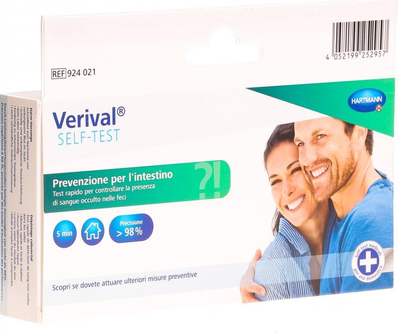 Verival Darm-Vorsorge in der Adler Apotheke