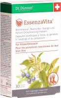 Product picture of Dr. Dünner Essenzavita Nettle, Juniper Asparagus, Potassium Capsules 30 pieces