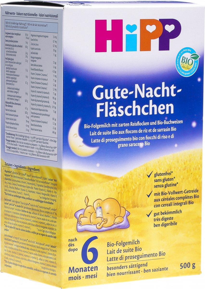 Hipp Gute Nacht Fläschchen