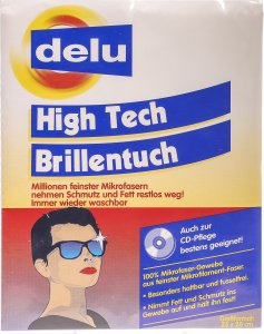 Produktbild von Delu High Tech Brillentuch