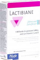 Product picture of Lactibiane teeth and gums lozenges 30 pieces