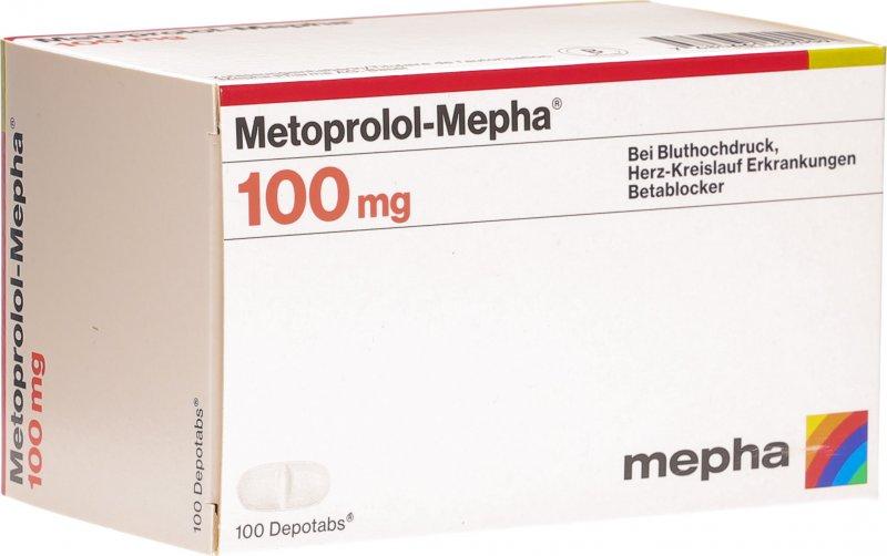 metoprolol wirkung