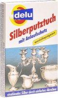 Image du produit Delu Silberputztuch mit Anlaufschutz