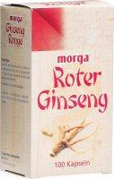 Immagine del prodotto Morga Roter Ginseng Kapseln 100 Stück