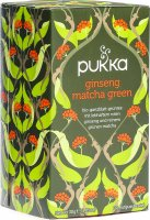 Immagine del prodotto Pukka Ginseng Matcha Green Tee Bio Beutel 20 Stück