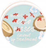 Bombcosmetics Lip Balm Display Coco Kisses 8 Stück