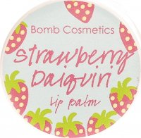 Bombcosmetics Lip Balm Display Strawberry Dai 8 Stück