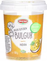 Morga Bulgur Indian Bio 120g