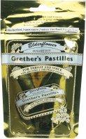Product picture of Grethers Elderflower Pastillen ohne Zucker Refill Beutel 100g