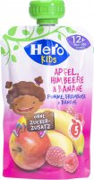Hero Kids Big Smoothie Apfel Himbeere Banane 120g