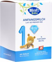 Hero Baby Anfangsmilch 1 Portion 15x 21g