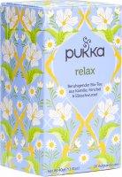 Image du produit Pukka Relax Tee Bio Beutel 20 Stück