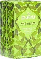 Image du produit Pukka Drei Minze Tee Bio Beutel 20 Stück