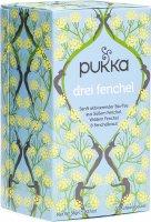 Image du produit Pukka Drei Fenchel Tee Bio Beutel 20 Stück