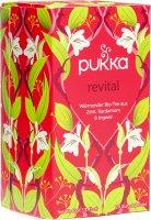 Image du produit Pukka Revital Tee Bio Beutel 20 Stück