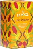 Image du produit Pukka Drei Ingwer Tee Bio Beutel 20 Stück
