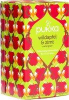 Image du produit Pukka Wildapfel & Zimt Tee Bio Beutel 20 Stück