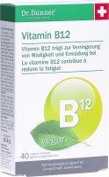 Image du produit Dr. Dünner Vitamine B12 Capsules vegan 40 pièces