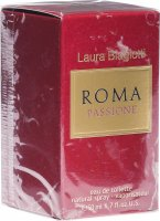 Laura Biagiotti Roma Passione Donna Eau de Toilette Natural Spray 50ml