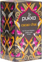 Image du produit Pukka Cacao Chai Tee Bio Beutel 20 Stück