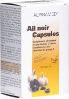 Product picture of Alpinamed Black Garlic Capsules 120 pieces